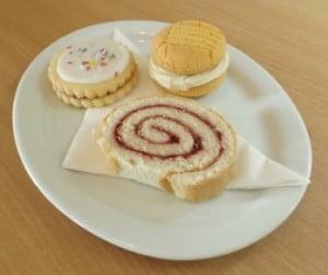 tearoom cakes