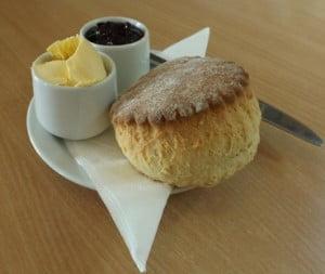 tearoom scone