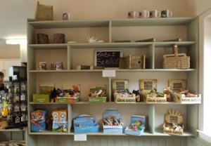 tearoom shop