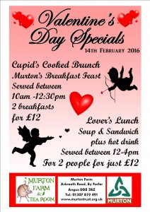 valentines day specials tearoom